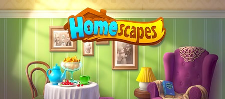 Homescapes Deutsch